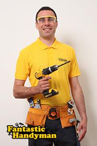 Fantastic Handyman staf member
