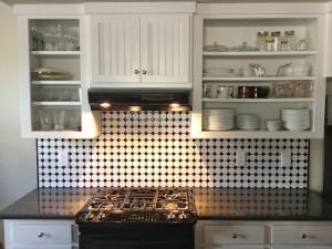 Kitchen Interior Decor in Grey