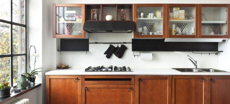 How to refresh kitchen cupboards