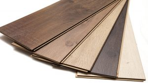 What makes laminate good flooring option for the kitchen