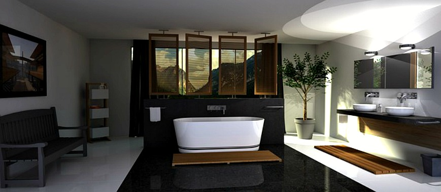 Superbe How To Renovate A Bathroom: A Step By Step Guide. Bathroom Concept
