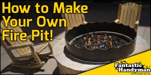 How to build your very own fire pit!