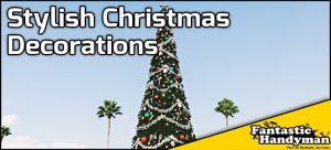 Christmas tree in Australia.