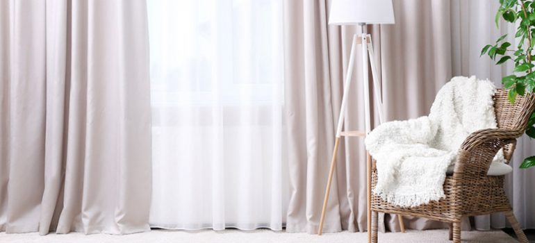 How to choose the optimal curtains for your home.