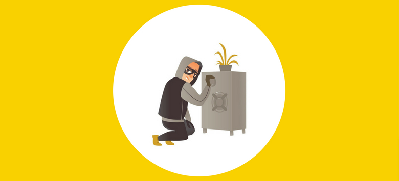 How to protect your home from the inside from burglars