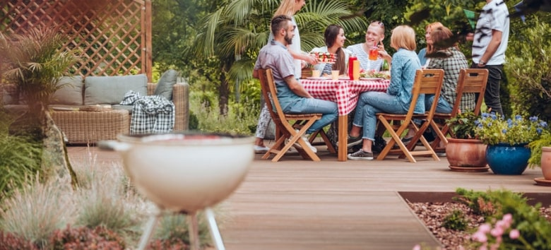 How to choose the right decking timber.