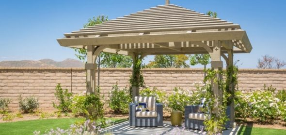 What laws and regulations you should follow when you're building a pergola in your property.