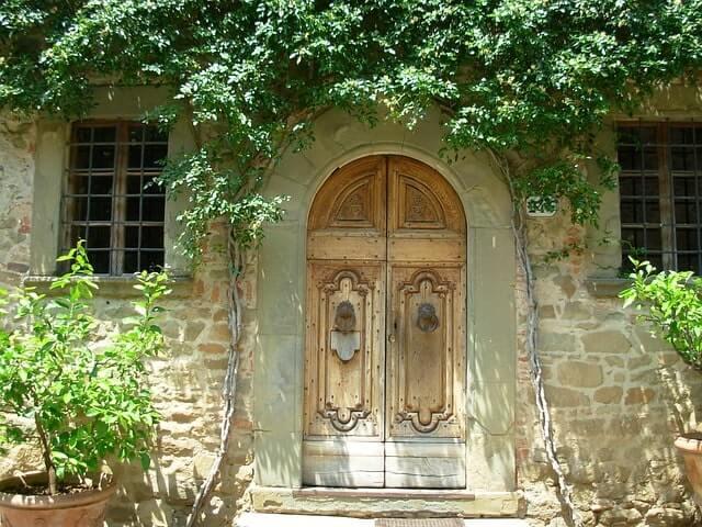Front door threshold