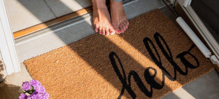 How to replace door threshold