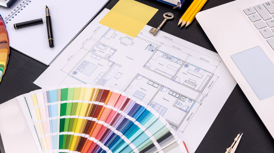 Doing research and setting your renovation goals