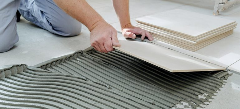 How to Lay Ceramic Tile Flooring