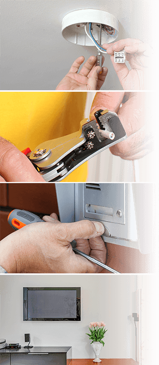 Electric Repairs And Installation Service
