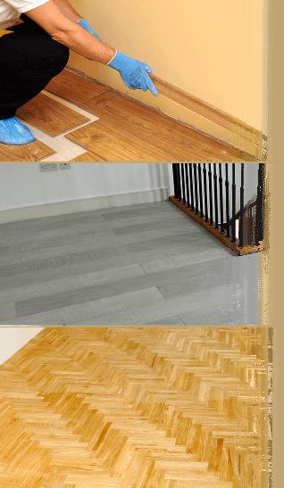 Flooring repairs service