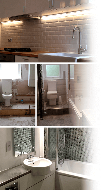 Bathroom renovations & fitting